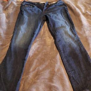 Levi's 501 Straight Leg jeans